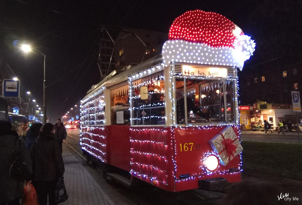 tramwaj z czapka szczecin eksperyment tramwaj jak zaczęłam jeździć tramwajem