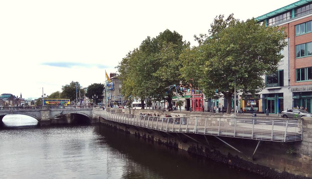 dublin urbanistyka elementy dobrego miasta, przestrzeń